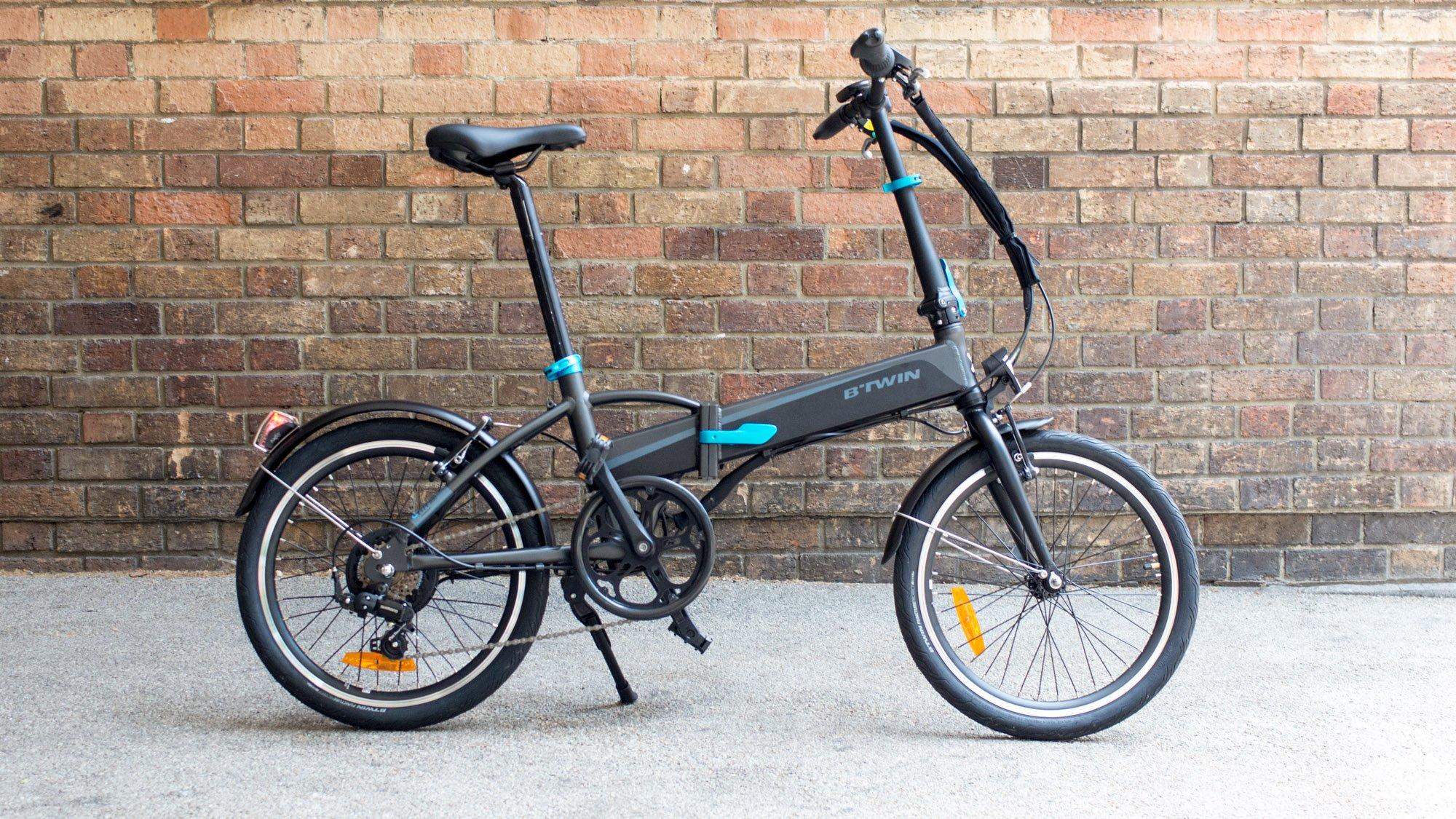 Avis du Btwin Tilt 500 – le vélo électrique pliant simple mais efficace