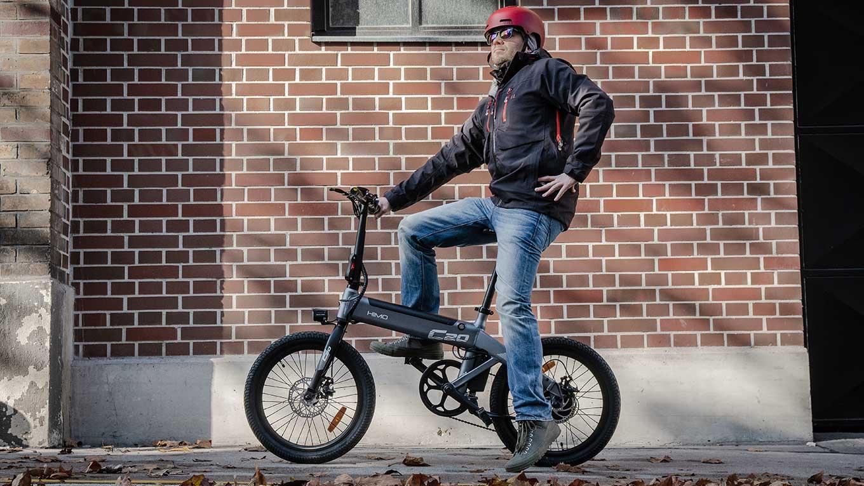 Xiaomi Himo C20 : l'avis du nouveau vélo du géant de chinois